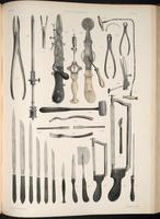 Surgical instruments for amputation